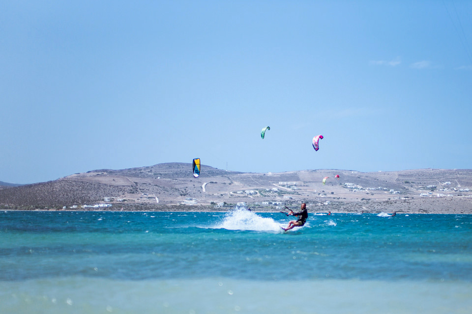 Activities in Paros